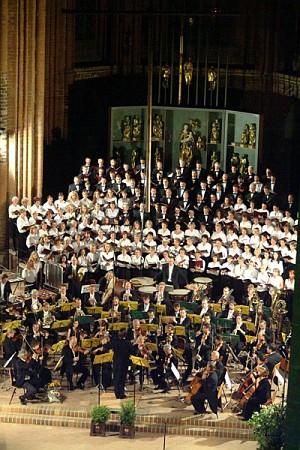 """Aufführung der """"Carmina Burana"""""""