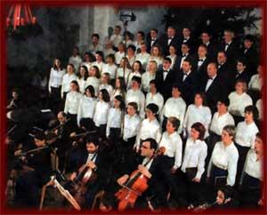 Weihnachtskonzert 2002