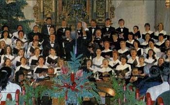 Weihnachtskonzert 2004