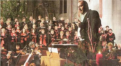 Weihnachtskonzert 2007 (Foto: LM)