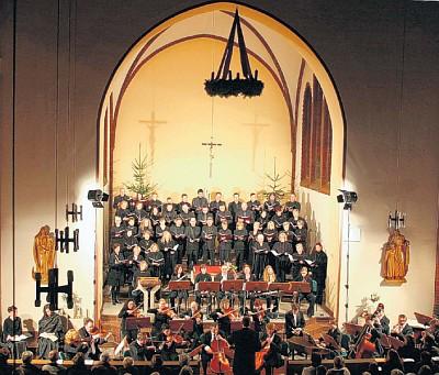 Weihnachtsoratorium 2008 (Foto: Heiko Schulze)