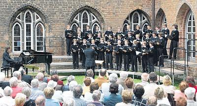 Konzert des Tölzer Knabenchores (Foto: Heiko Schulze)