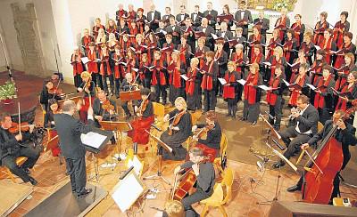 Klostergartenkonzert 2009 (Foto: LM)