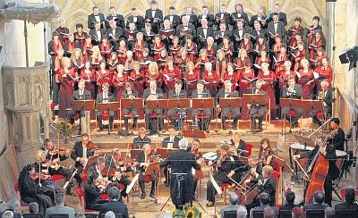 Abschlusskonzert der Uckermärkischen Musikwochen 2009 (Foto: LM)