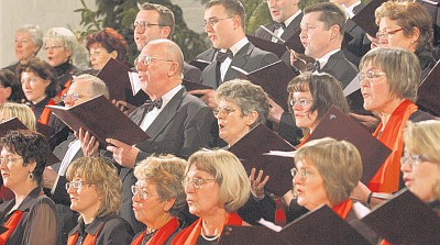 Uckermärkischer Konzertchor (Foto: Oliver Spitza)
