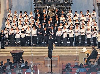 Kathedral-Klänge (Foto: Lisa Martin)