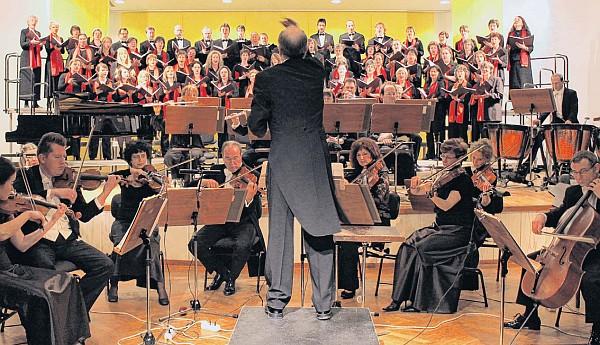 """Jubiläumskonzert """"20 Jahre Uckermärkischer Konzertchor Prenzlau"""" (Foto: Lisa Martin)"""