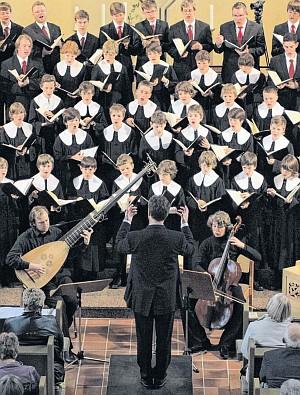 Stuttgarter Hymnus-Chorknaben (Foto: Martin E.Kruppa)