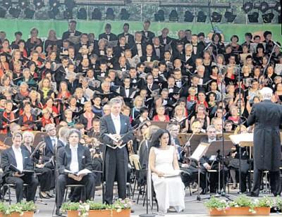 Carmina Burana 2013 (Foto: Claudia Marsal)
