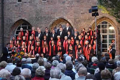 Klostergartenkonzert 2015 (Foto: Heiko Schulze)