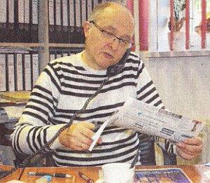 Jürgen Bischof (Foto: Monika Strehlow)