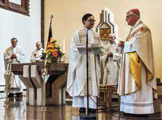 125 Jahre Kirchweihe von St. Maria Magdalena Prenzlau,25 Jahre Altarweihe von St. Maria Magdalena Prenzlau am 24.09.2017 (Foto: Franz Roge)