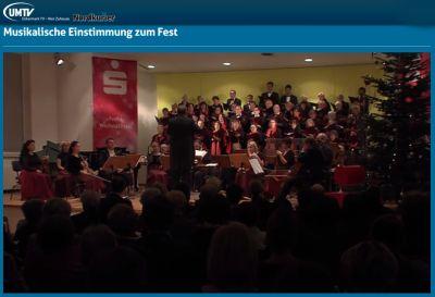Sparkassenkonzert 2017 (Screenshot: Uckermark-TV)