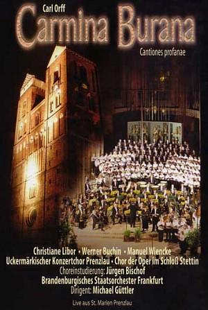 Cover Carmina Burana