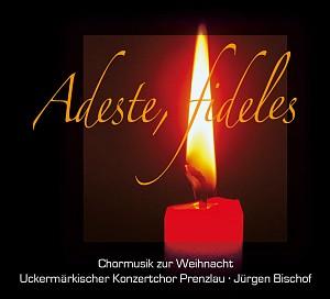 Cover CD Adeste Fideles