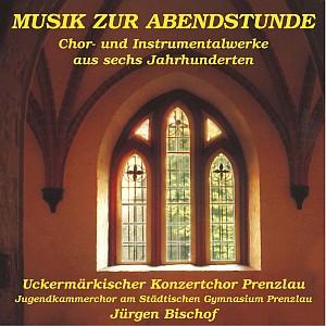Cover CD Musik zur Abendstunde