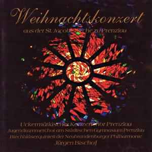 Cover CD Weihnachtskonzert