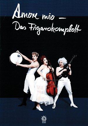 Cover DVD: Amore mio - Das Figarokomplott