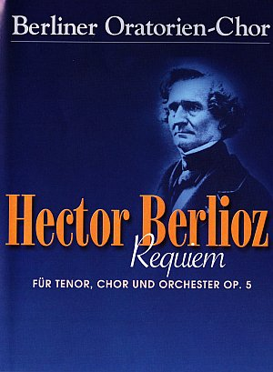 Cover Berlioz: Requiem