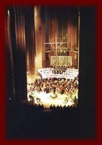 Konzert in St. Marien (Foto: Fotoagentur Roge)
