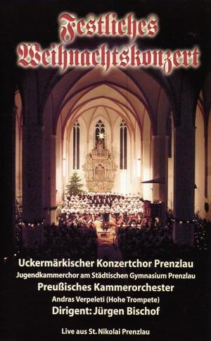 Cover Festliches Weihnachtskonzert