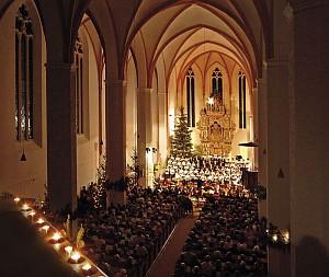 Weihnachtskonzert 2004 in St. Nikolai